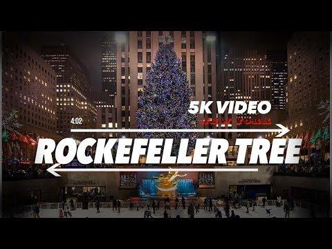 EXTRA 5K 360 VR Video RockeFeller Center Manhattan New York Downtow Manhattan 2018 USA NYC 4k J7A3J6