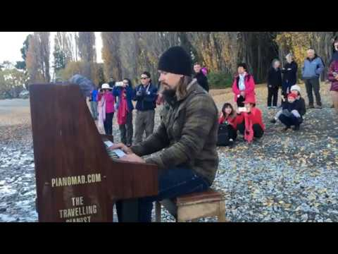 Otago Daily Times: Visiting pianist enthralls tourists in Wanaka