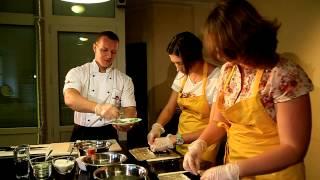 видео все для японской кухни