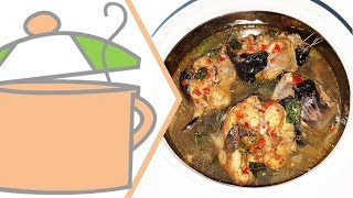 Catfish Pepper Soup (Point & Kill) | All Nigerian Recipes