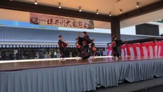 『花童』熊本城 坪井川大園遊会2017④ 西暦2017年 平成29年4月23日(日)