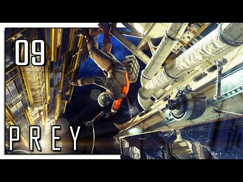 Let's Play Prey (2017) Blind Part 9 - Outer Space [Prey 2017 PC Gameplay]