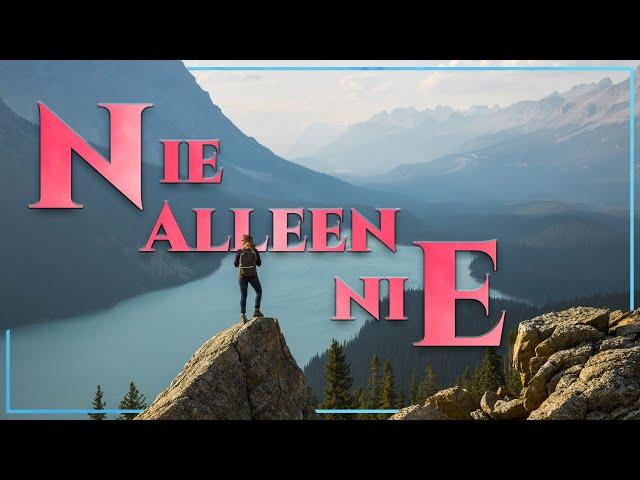 Nie Alleen Nie   Ritmia Erediens - 21 Februarie