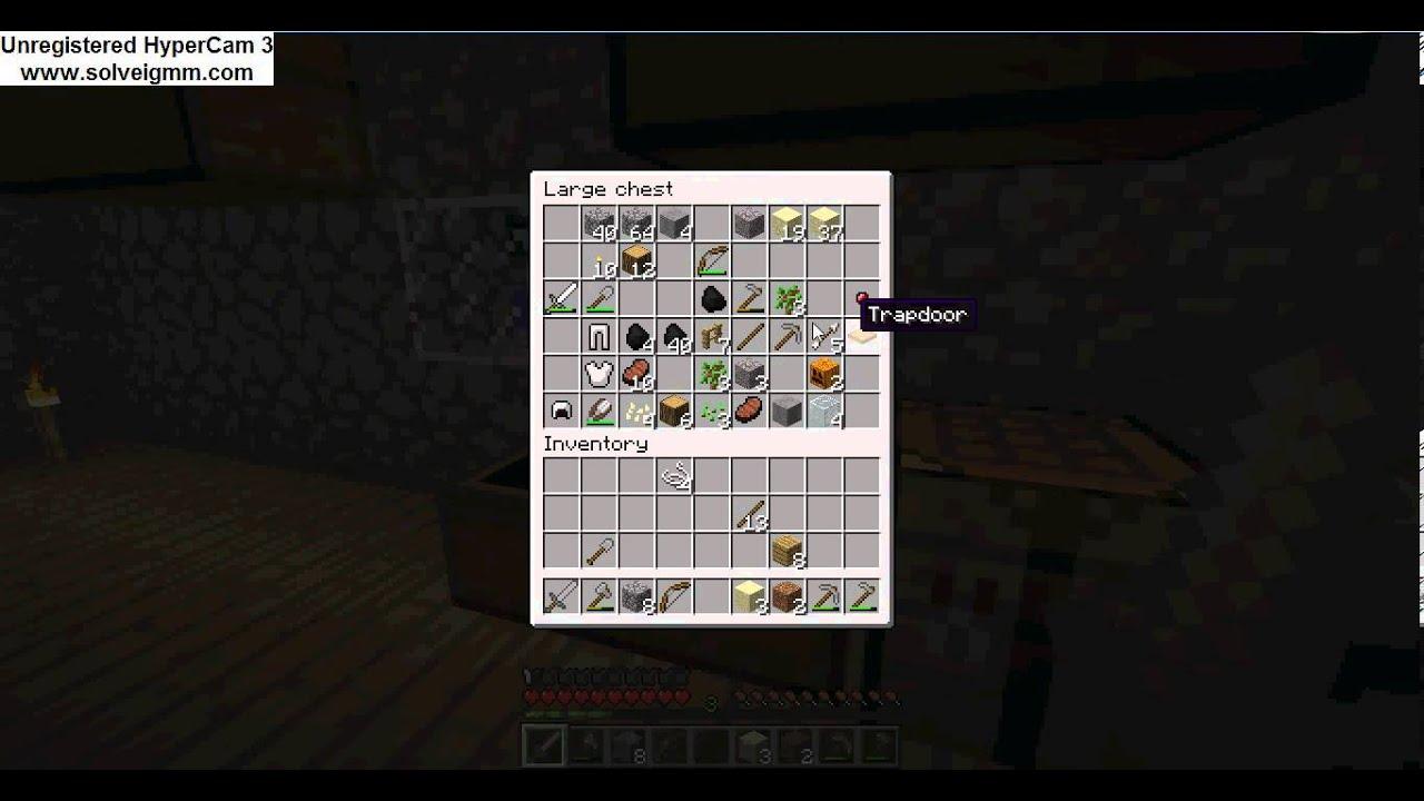 Hoe maak je een pijl en boog op minecraft doovi for Maak een kledingkast