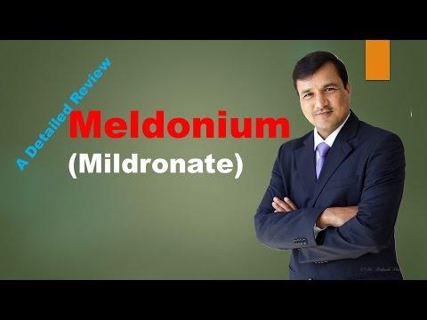 Meldonium Review