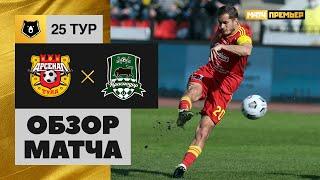11 04 2021 Арсенал Краснодар Обзор матча