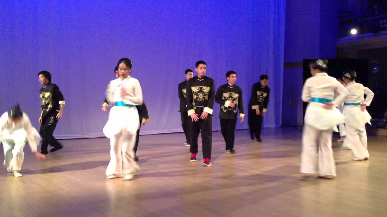 performances Asian american dance