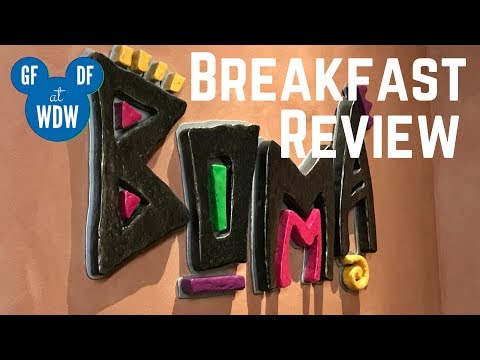 Boma: Flavors of Africa Breakfast Review