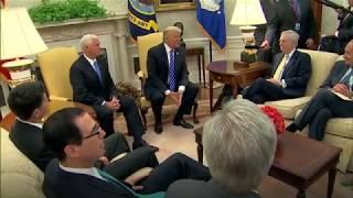 Republicans livid after Trump cuts deal with Democrats