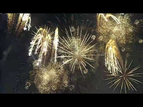 NFA Expo Erie, PA Sept.9, 2017. Grand Public Display by Fireworks Extravaganza
