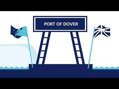 Port of Dover   driving trade and prosperity