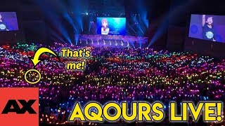 Seeing AQOURS in LA!! [Anime Expo 2018 Vlog - PART 2]