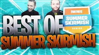 TOURNOI FORTNITE SUMMER SKIRMISH
