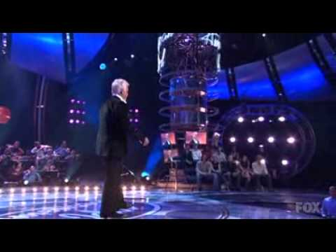 Kenny Rogers  - I Can't Unlove You ( In American Idol)