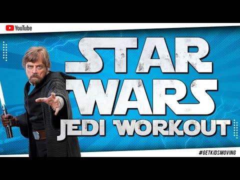 Star Wars JEDI WORKOUT