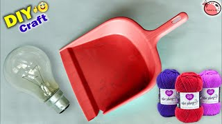 WOW ! Best out of Waste Idea YOU Haven't SEEN Ever || DIY Room Decor || Showpiece making at Home