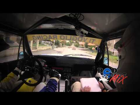 13º  Rally Legend Repubblica Di San Marino 2015 HD Onboard Paolo DIANA