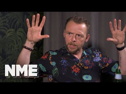 Simon Pegg  In Conversation