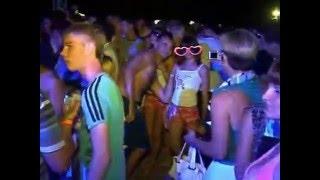 Ривьера Новоорск, пенная вечеринка 2011 - Новоорск онлайн