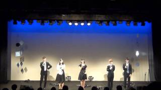 慶応義塾大学アカペラサークル秋ライブ2011.