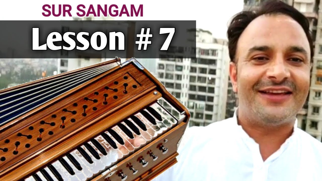 Learn Indian Classical music online II Harmonium and ...