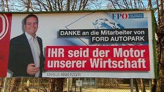 Personalisierte Werbung von der FPÖ | Tirol heute