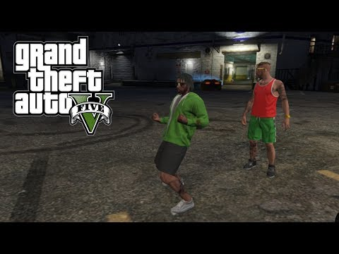 GTA 5 Online - Ganja In My Brain (Original)