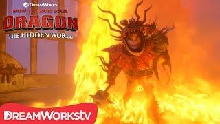 HOW TO TRAIN YOUR DRAGON: THE HIDDEN WORLD   Dragon Rescue