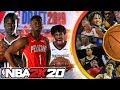 NBA 2K20 Wheel of Draft Picks
