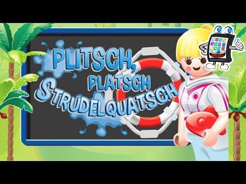Playmobil STRUDEL QUATSCH Online Spiel deutsch | CHAOS IM AQUA PARK | Spiel mit mir Games
