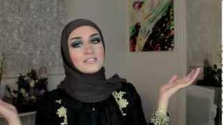 Dramatic Eid look .. مكياج للأعراس والحفلات والمناسبات