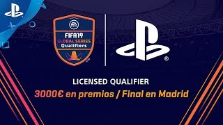 DIRECTO: Fifa Global Series Local Qualifier (Spain)