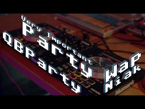♫ Wapniak, qbparty, VIP 2017 [Live Stream #6]