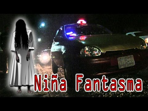 Broma en el Taxi - Niña fantasma