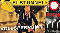 ELBTUNNEL VOLLSPERRUNG - SO WIRD'S GEMACHT! | ON THE JOB
