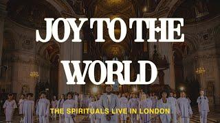 Joy to the World (We Sing Joy)   The Spirituals Choir (Official Music Video)