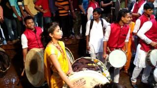 Mumbai Cha Raja Ganesh Galli Padya Pujan Sohala 2016 | Aamhi Dholkar Dhol tasha Pathak
