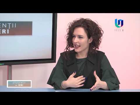 TeleU: Studentii de ieri – dr.ing. Vlad Mihăescu