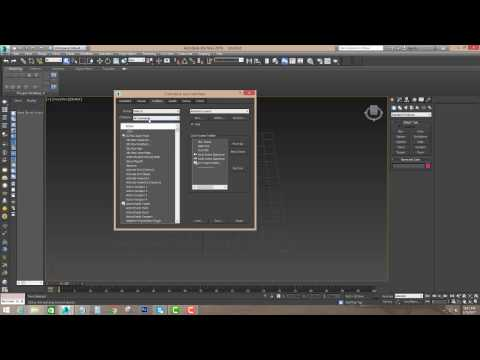 How To COPY PASTE An Object From One 3dsMax File To Another 3dsMax