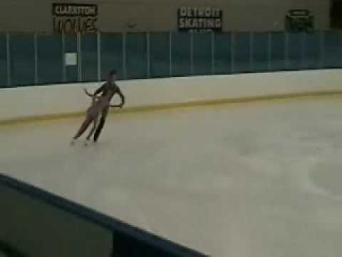Brittany Jones and Kurtis Gaskell FS at Skate Detr...