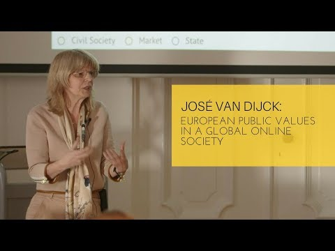 European public values in a global online society