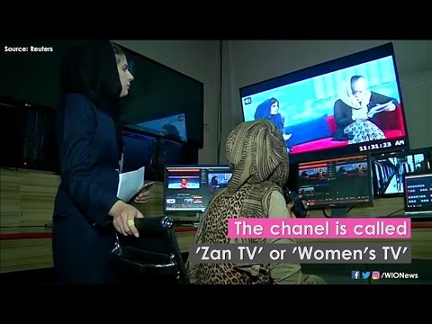 Lights, camera, action: All-woman channel to start airing in Afghanistan