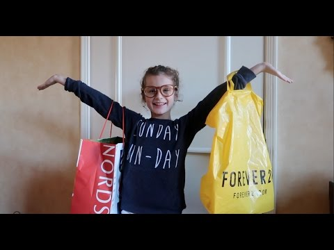 Hayley's L.A. Black Friday Haul | elleoNyaH