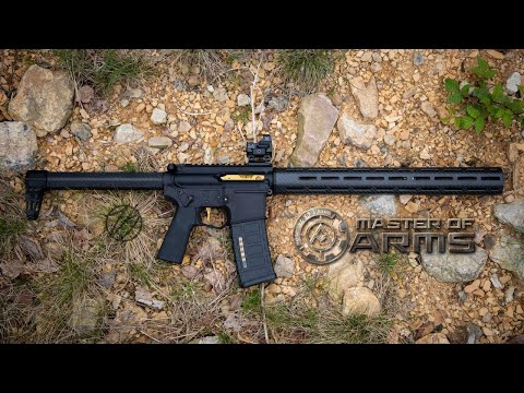 World's Lightest AR-15! | Master Of Arms ENYO
