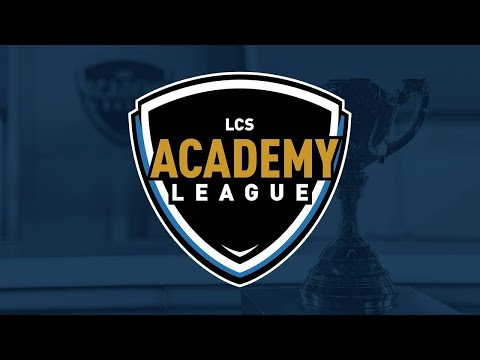 Counter Logic Gaming Academy vs Team Liquid Academy vod