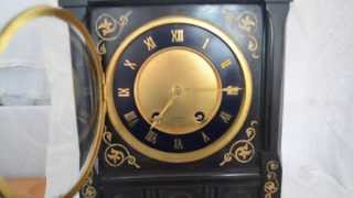1/4 Strike Bim-bam French Table Clock