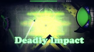 Video Geometry Dash - Deadly Impact - Collab with FunnyGame download MP3, 3GP, MP4, WEBM, AVI, FLV Desember 2017