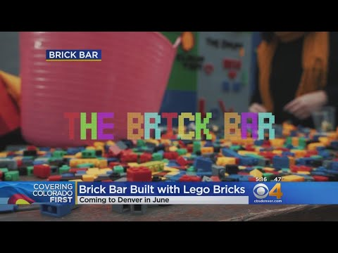 BEARDO - New Pop-Up Bar Focued On Legos Is Coming To Colorado