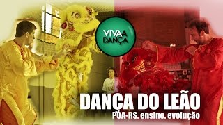 VIVAA DANÇA T01E08 - DANÇA DO LEÃO - PORTO ALEGRE, ENSINO, EVOLUÇÃO