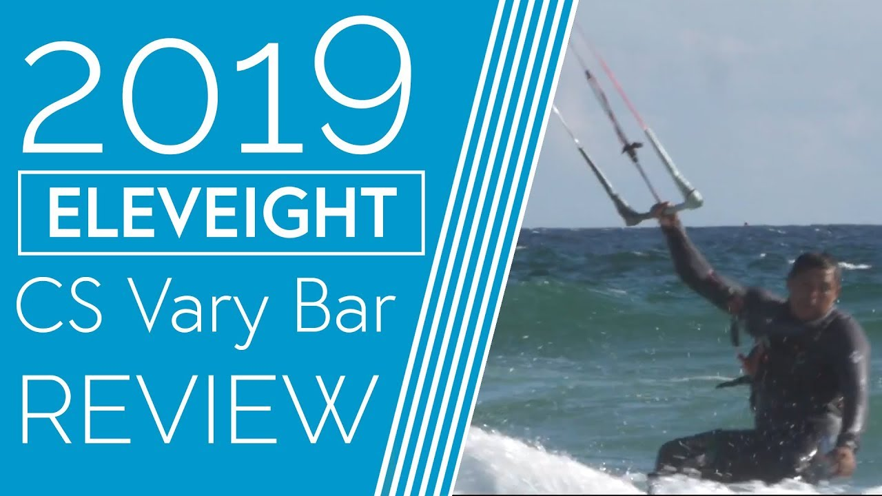 Bars Weiterer Wassersport ELEVEIGHT Kiteboarding • CS VARY BAR